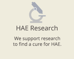 HAE Research