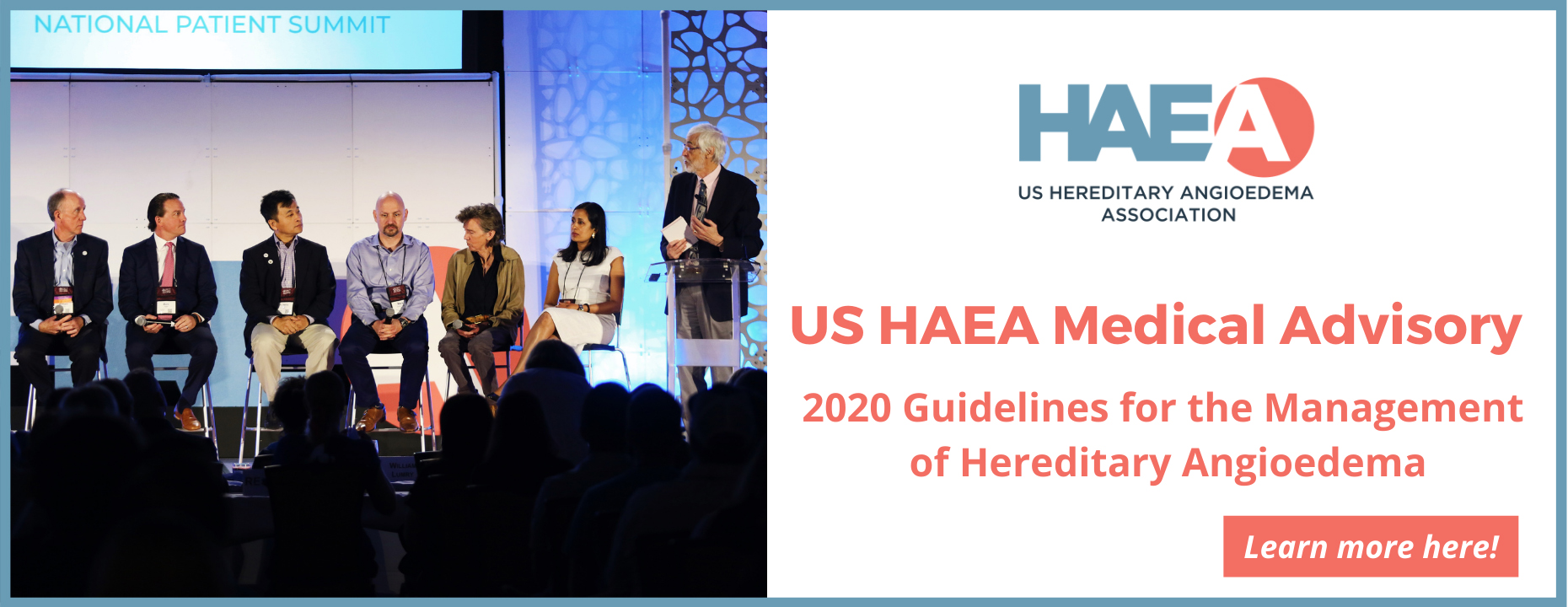 New 2020 MAB Guidelines for the Management of HAE